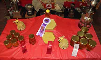 IPE Honey Awards Ribbons