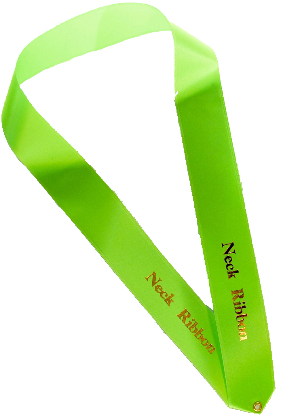 Neck Ribbon - Printed 1 Side or 2 Sides Same